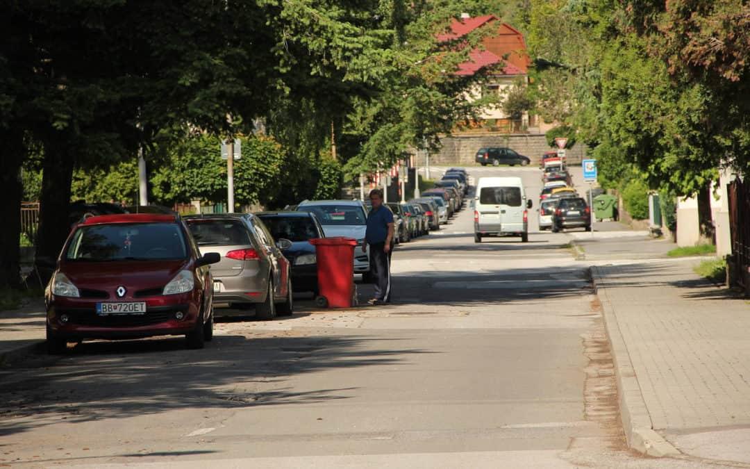 Jednosmerná ulica Na Uhlisku?