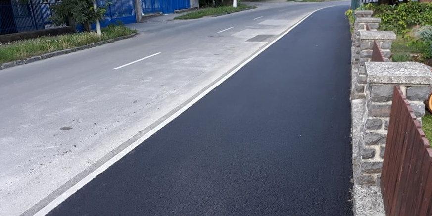 Plánované opravy chodníkov na Uhlisku dokončené!